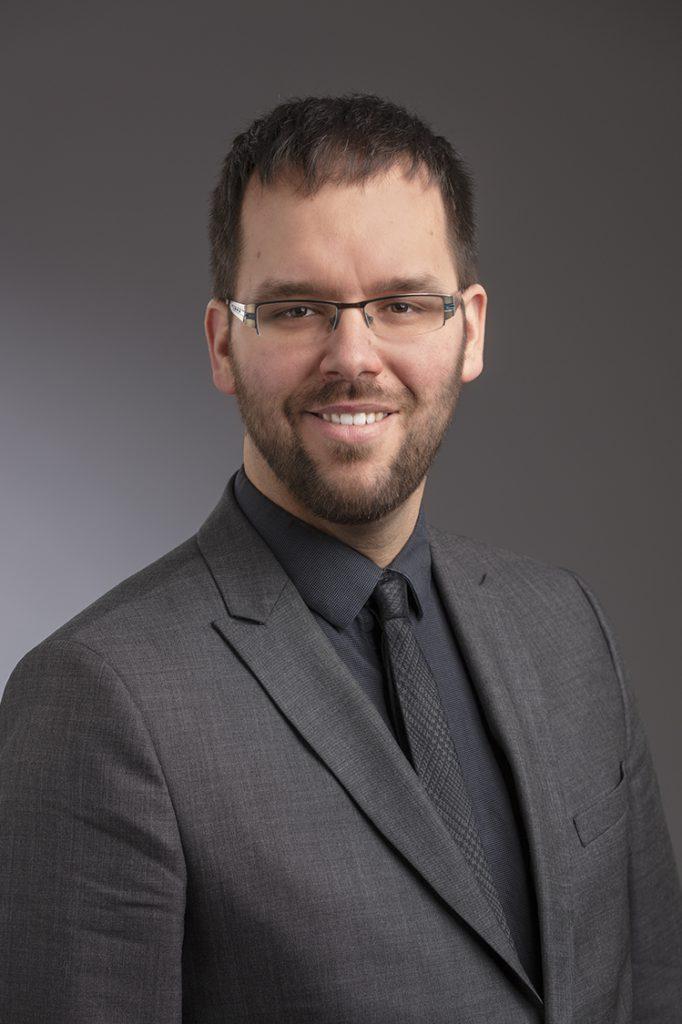 Marc-Andre Fournier (planification financière Groupe Mirador)