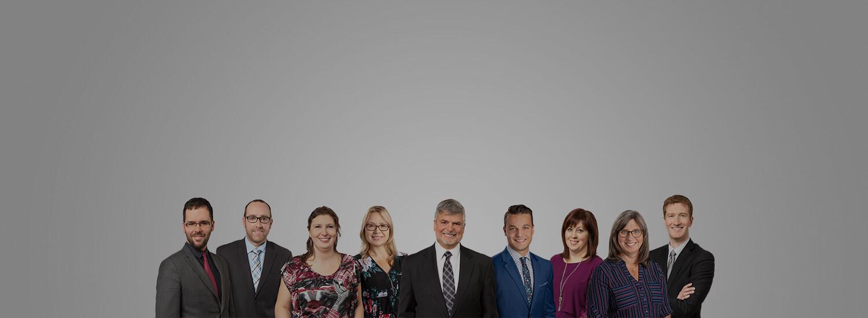 Photo d'équipe du Groupe Mirador