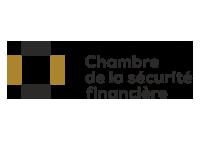 Logo de la chambre de la sécurité financière
