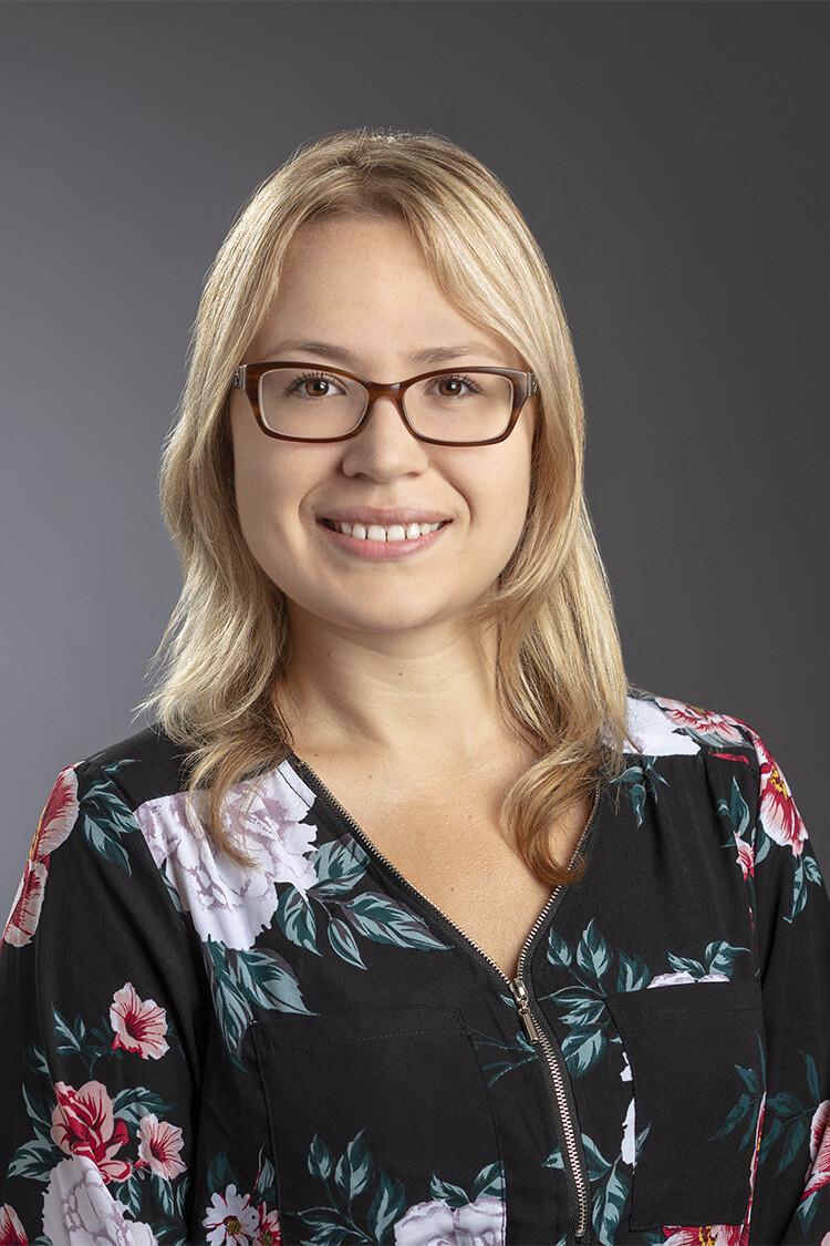 Roxanne Pellerin (administration Groupe Mirador)